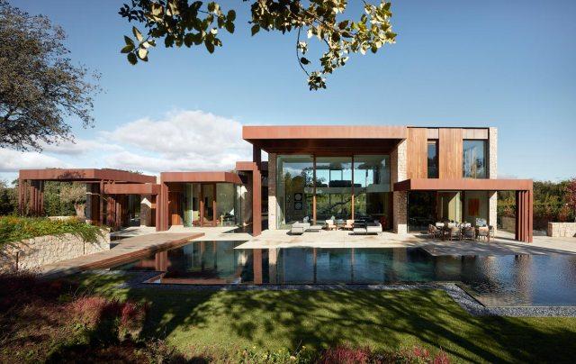 Vista general diseño de casa La Finca