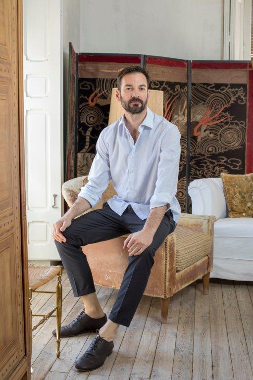 Interioristas en Marbella Design, Erico Navazo