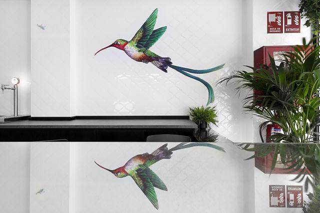 Obra de Evangelina Esparza en diseño y decoración de hoteles
