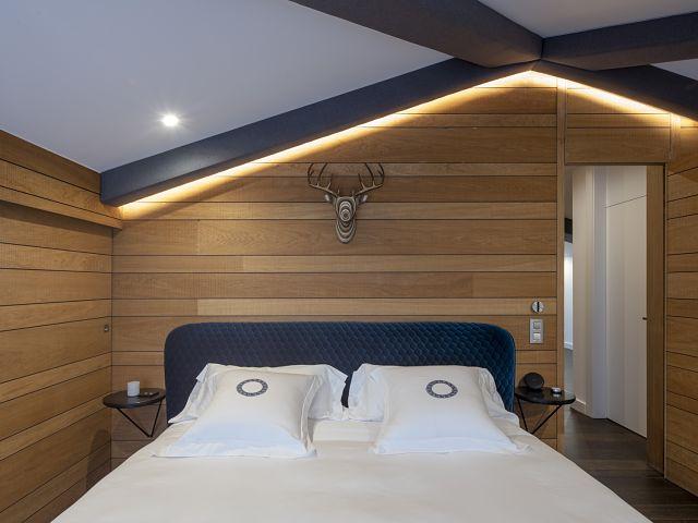 Cómo decorar el dormitorio de una casa abuhardillada