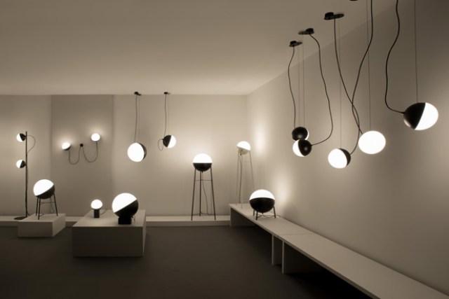 Colección Half de Milan Iluminación y diseño de Francesc Rifé