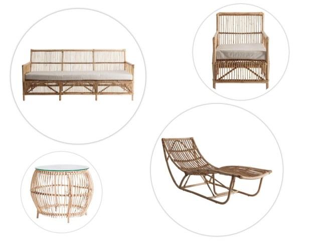 Conjunto de muebles de exterior de Vical home