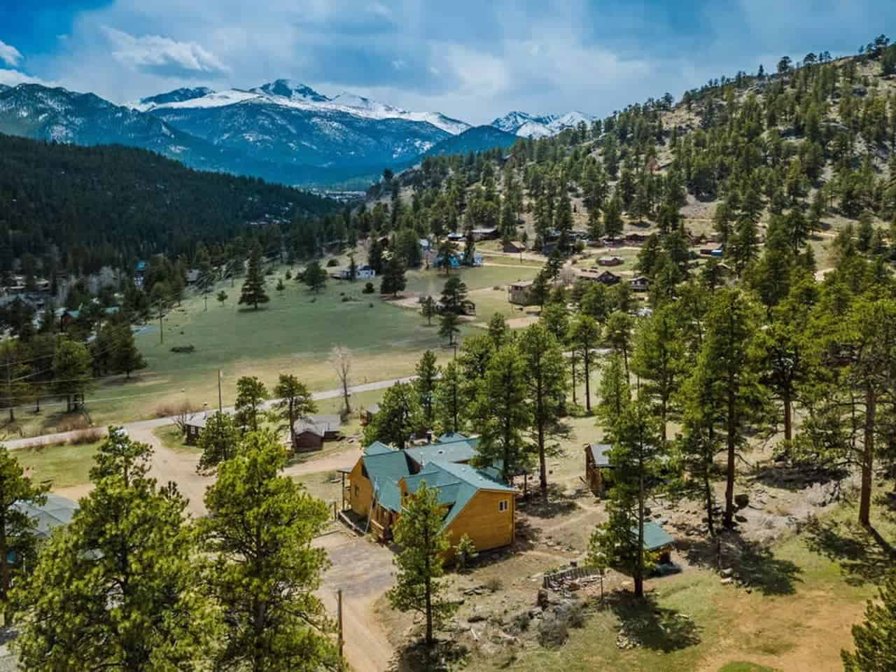 estes park is a town in larimer county, colorado, united states. 10 Best Airbnbs In Estes Park Rocky Mountain National Park
