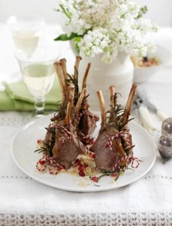 Mini couronne d'agneau Galois couscous fruité - terroir evasion