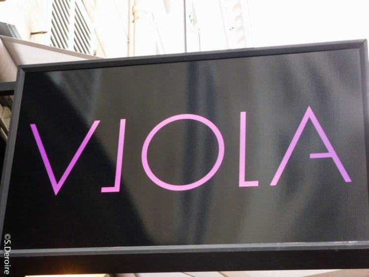 Viola resto italien batignolles