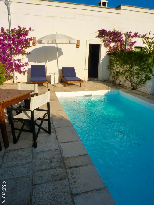 Masseria Torre Coccaro Chambre + piscine - Terroir Evasion