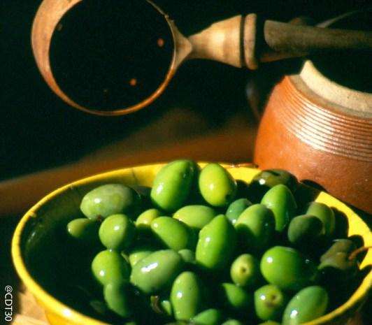 olives picholine@CDT30, Terroir Evasion