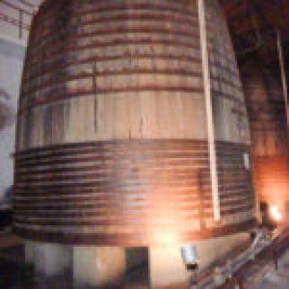 cave Terres des templiers - Foudre bi-centenaire