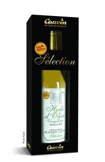 Coffret Selection - Cauvin - 50cl au prix de 7€90 - Existe en 1L 9.95 €