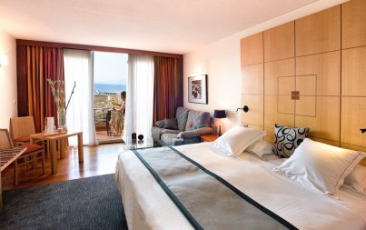 Flamants Roses - Chambre de luxe vue mer