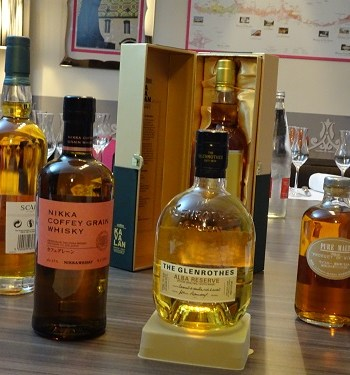 5 whiskies Ecosse Taiwan Japon Terroirevasion.com