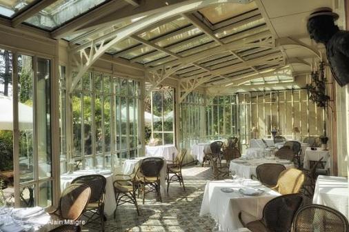 restaurant La verrière - Le Clair de la Plume - TerroirEvasion.com