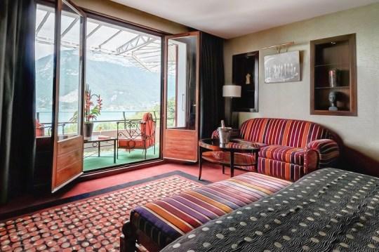 Les Trésoms Lake and SPA Resort Annecy - Chambre prestige