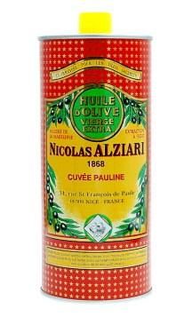 Maison Alziari huile olive Pauline 1L