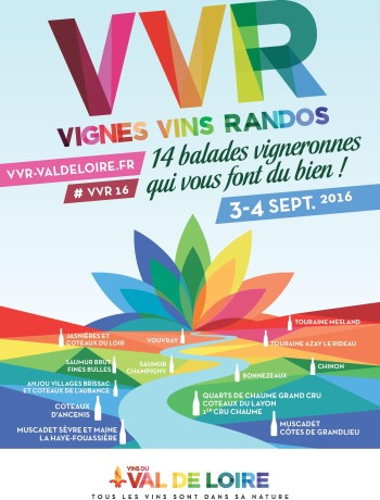 Affiche Vignes, Vins, Randos TerroirEvasion.com