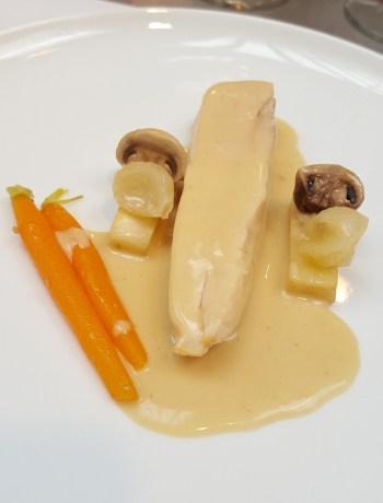 Tabasco - Poitrine de volaille à la crème de Tabasco Chipotle