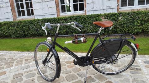 Vélo Champagne Henriot TerroirEvasion.com