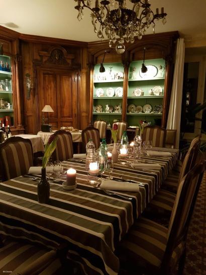 Table Hotes Les Allues Savoie