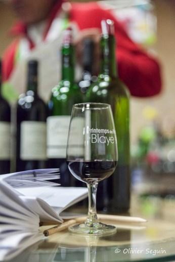 Blaye verre cote Bordeaux fete printemps 2017