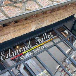 Boutique moutarde Fallot Dijon