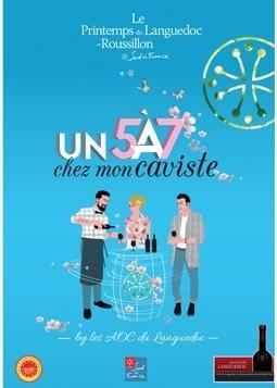 Cavistes 5a7 Languedoc