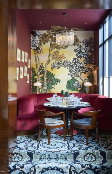 Restaurant NOTO alcove