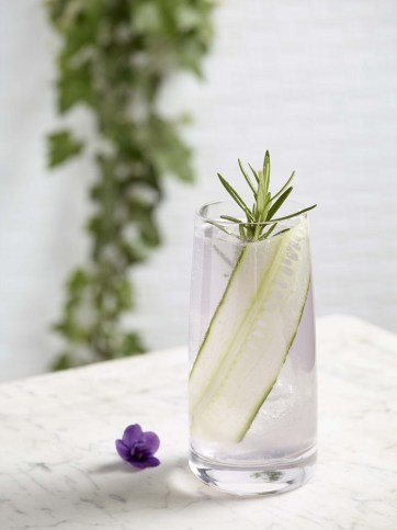 Cartron cocktail violette VT