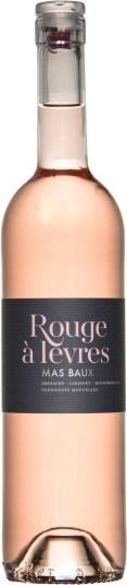 vin rosé Collioure MAS-BAUX - Rouge à levres