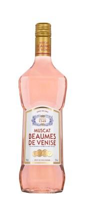 Muscat Beaumes de Venise 1348 Rosé
