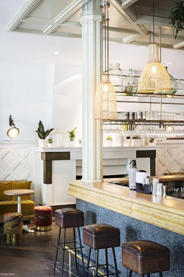 Brasserie Auteuil 2017 Bar