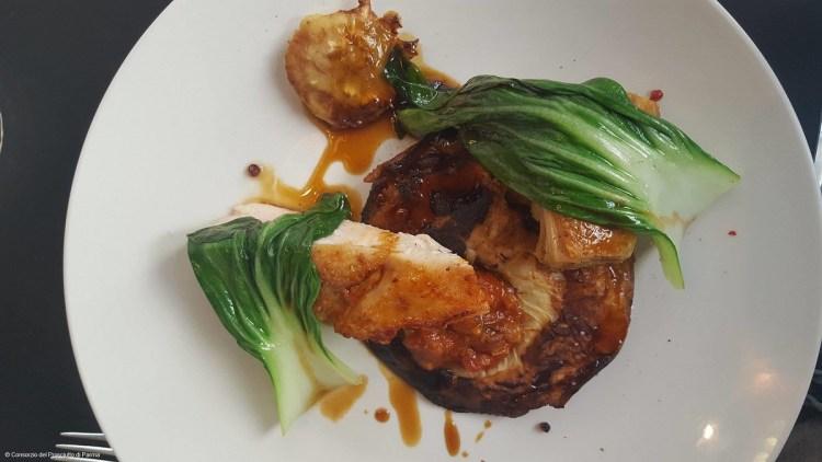 Suprêmes de poulet fermier au Jambon de Parme