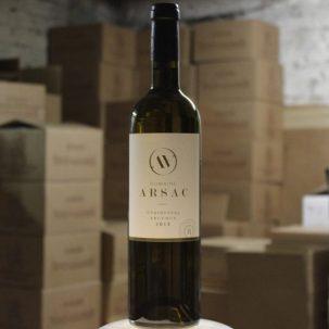 Argence 2015 Domaine Arsac chardonnay