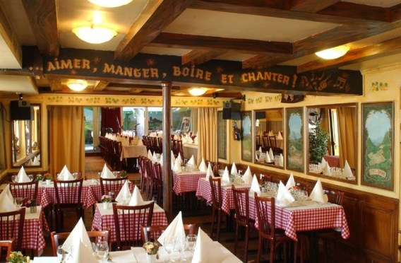 La-bonne-franquette restaurant