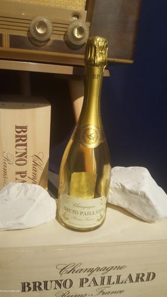 Champagne Bruno Paillard sol calcaire_c2i