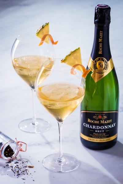 L'EXOTEA'C-cocktail Roche Mazet crémant (2)