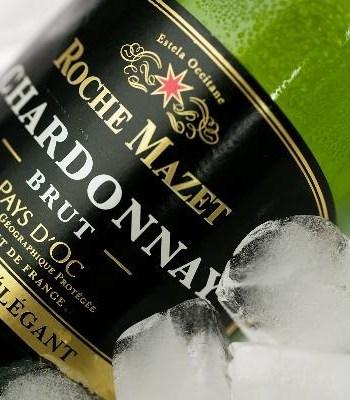 Roche Mazet crémant blanc Chardonnay