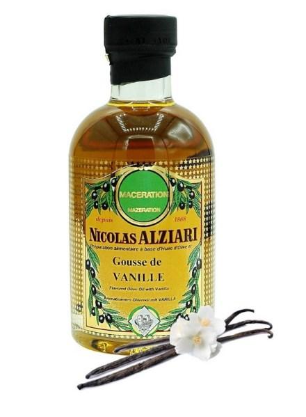 Alziari Huile olive vanille