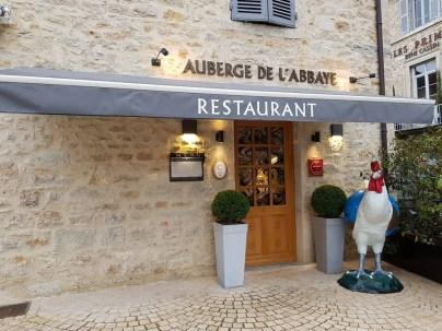 Auberge d'Ambronnay AinBugey