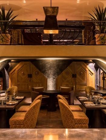 Manko Paris restaurant table
