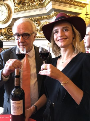 Good de france Emilie Gervoson Larrivet Haut Brion Bordeaux