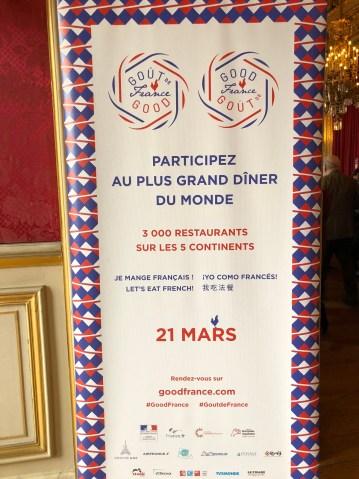 Good de France affiche