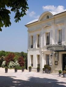 Pavillon Henri IV Entrée