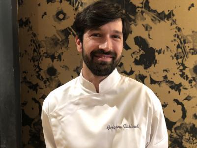 Cazaudehore chef Gregory Balland_c2i