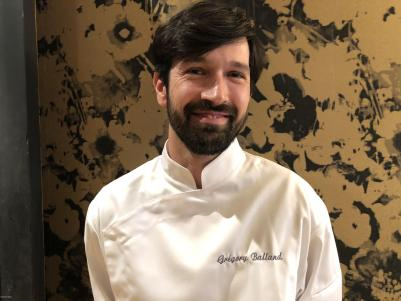Cazaudehore chef Gregory Balland_c2i