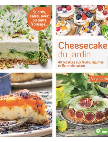 Cheese cakes 40 recettes livre