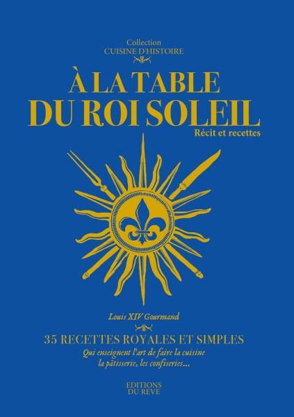 A LaTable Du Roi Soleil Livre