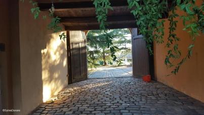 Château Rasque Entrée portail_c2i