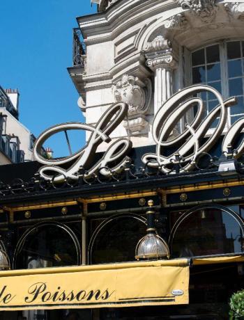 Dôme Montparnasse Paris