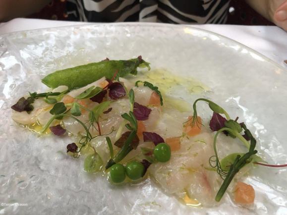 Dôme Montparnasse Plat sashimi de dorade citron_c2i