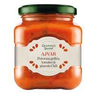AJVAR poivrons grillés tomates chili